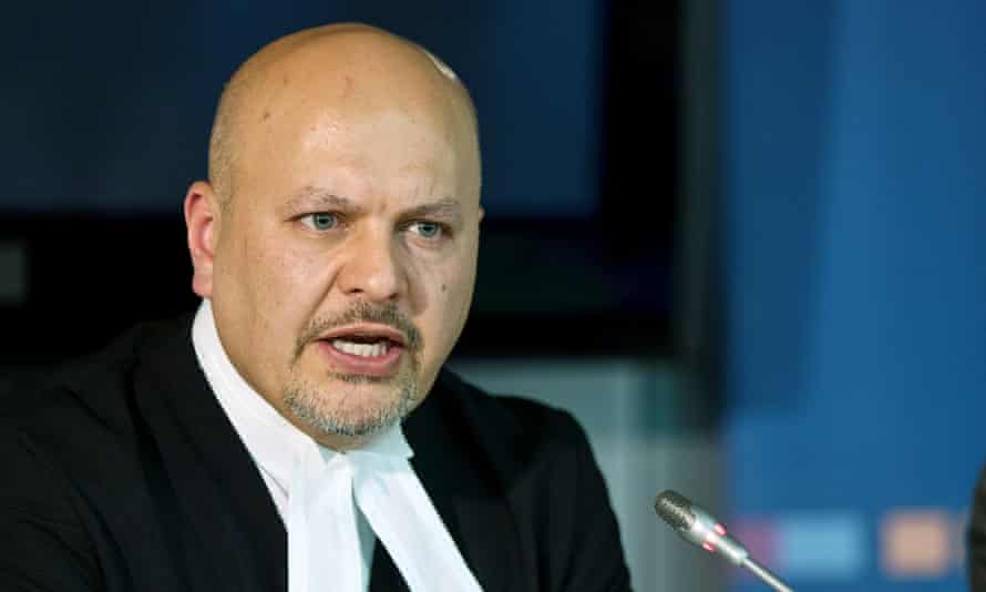 Karim Khan pictured in 2013. The QC has promised to reform the prosector's office to make it more efficient.