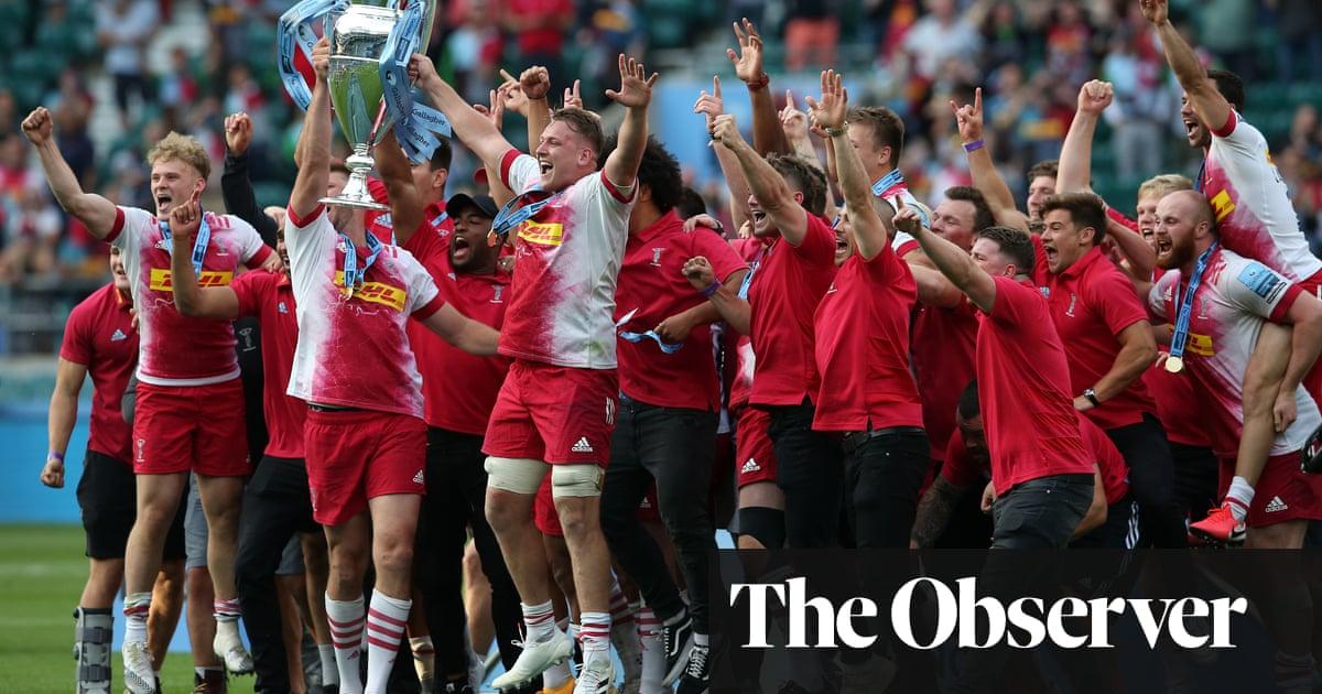 Adam Jones keen for Harlequins to mount swashbuckling title defence