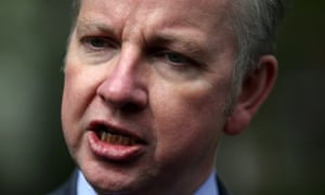 Justice secretary Michael Gove made clear that the MoJ's unprotected budget status meant that prisons faced a new round of spending cuts from the autumn.