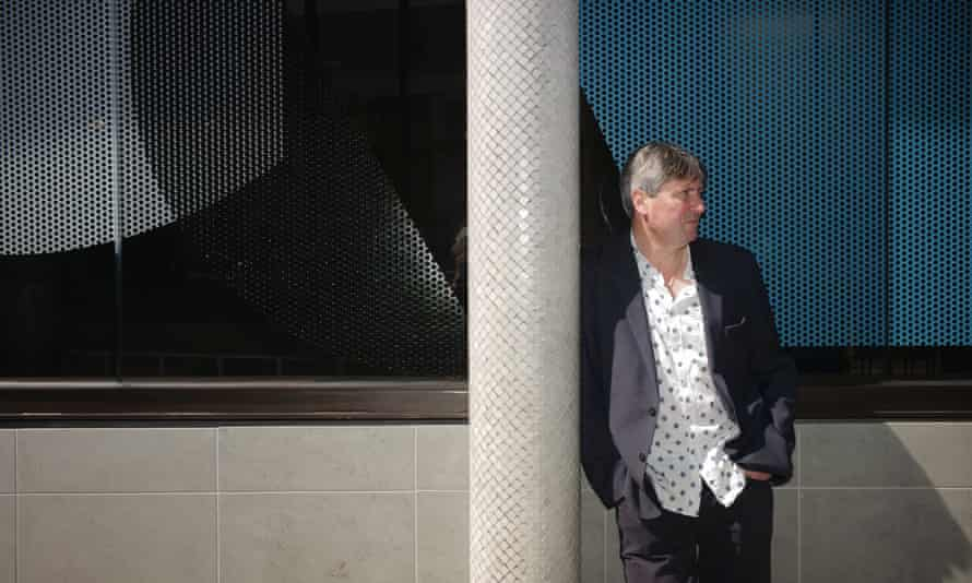 'We're lining up some shows' … Simon Armitage.