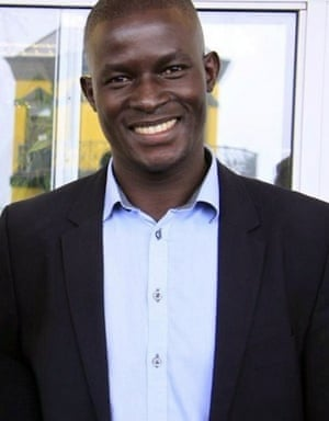 Victor Ochen, Ugandan Nobel prize nominee