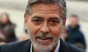 George Clooney, who has called for a boycott of businesses owned by Brunei over 'draconian' gay-sex death penalty.