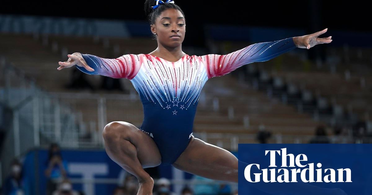 How Simone Biles changed gymnastics – on and off the mat
