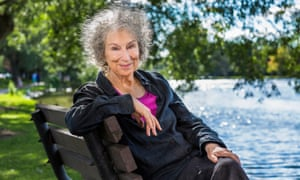 Margaret Atwood 'does not just stand up for her principles: in novel after novel, she has put them to the test', said panel chair Maureen Freely.