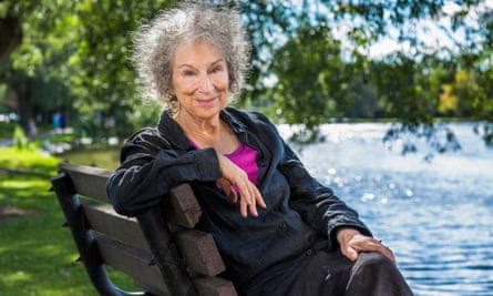 Margaret Atwood: a heart-pounding adventure.