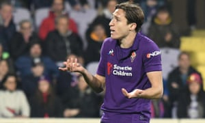 Federico Chiesa has been in fine form for Fiorentina