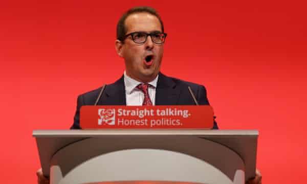 Owen Smith could also launch a leadership bid.