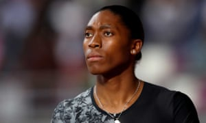 Caster Semenya has joined South African football club JVW FC while she appeals a ruling by the Court of Arbitration for Sport that has brought her athletics career to a halt