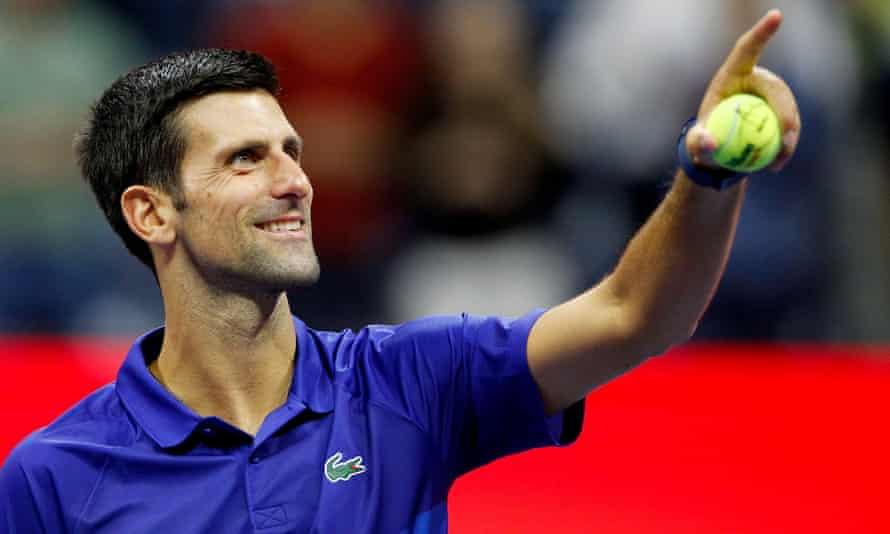 US Open 2021: Novak Djokovic comes back to win 7-6, 6-3, 6-3, 6-2 against Kei Nishikori, moves to the Round of 16