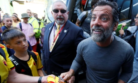 Watford look like their old selves now Quique Sánchez Flores is back | Nick Ames
