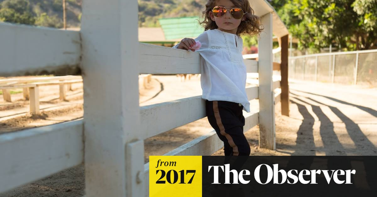 5bb4ee4e2 Gucci, Versace, D&G ... now top brands target fashion for kids ...