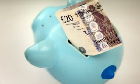 Half of Britain is broke - and the other half is richer than ever