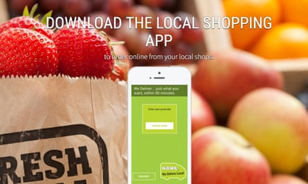 The We Deliver Local app delivers affordable groceries from local butchers, bakers and grocers in your area.