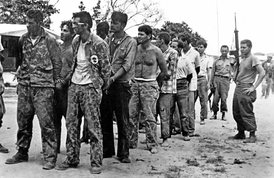 Bay of Pigs 1961