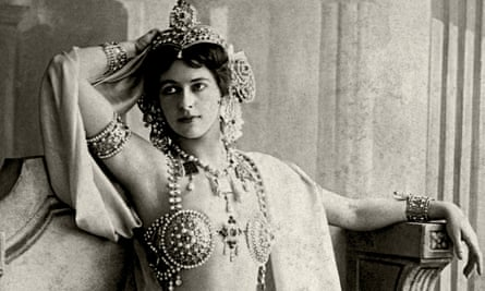 'Gretha', better known as Mata Hari, is synonymous with sexual betrayal