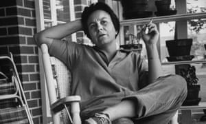 Harper Lee, author of To Kill a Mockingbird.