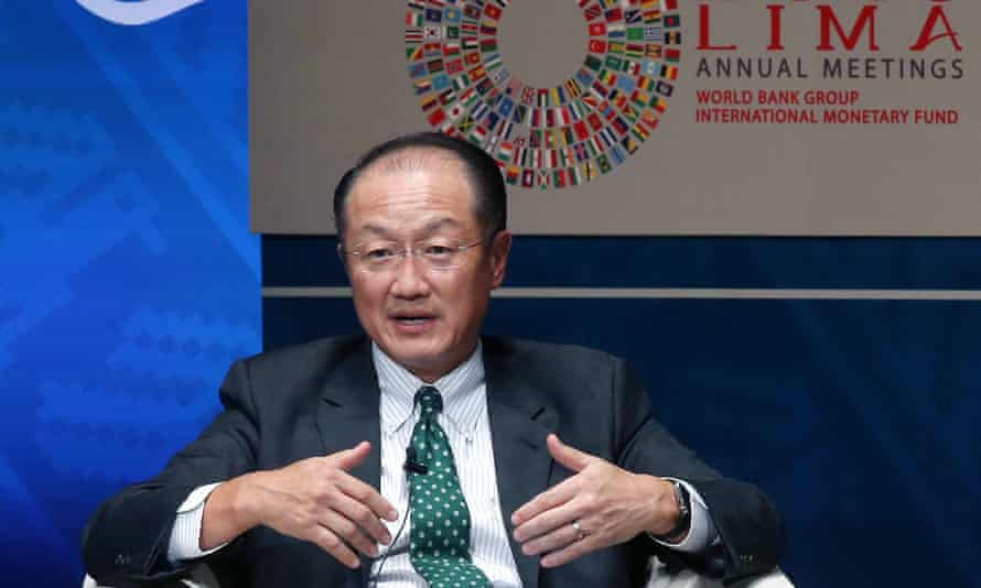Jim Yong Kim