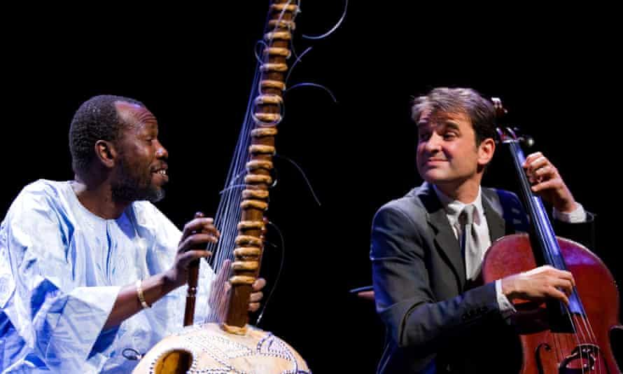 Ballaké Sissoko and Vincent Ségal