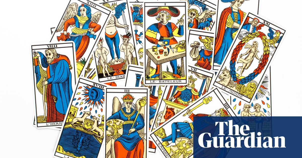 I've always scoffed at superstition – but will the tarot have the last laugh?