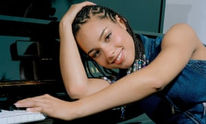 Pedigree … Alicia Keys.