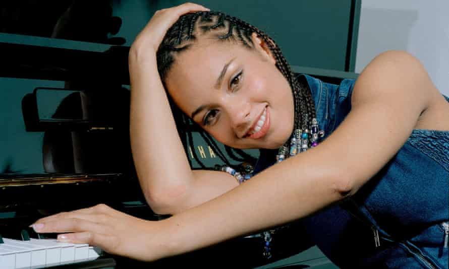 Pedigree … Alicia Keys.