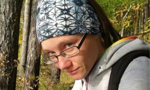 Lena Klimova, founder of Children 404