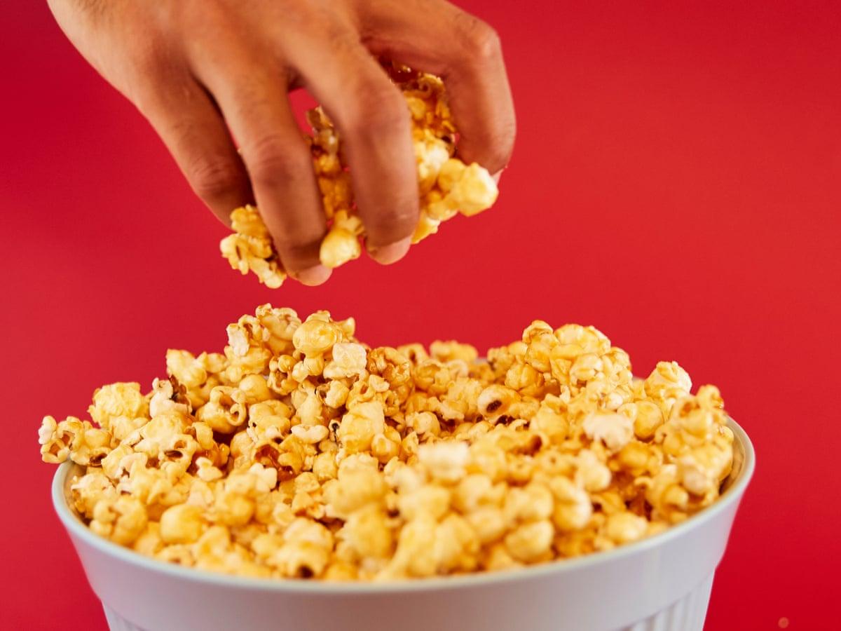 popcorn eller chips