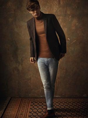New Look's new look for men