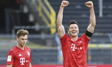 Bayern end title race and reaffirm game's significance in strange times | Andy Brassell