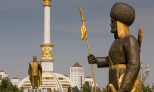 Ashgabat, which will host the Games, has the highest concentration of marble buildings in the world.