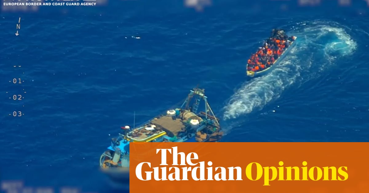 Using drones to watch refugees drown exposes the inhumanity of