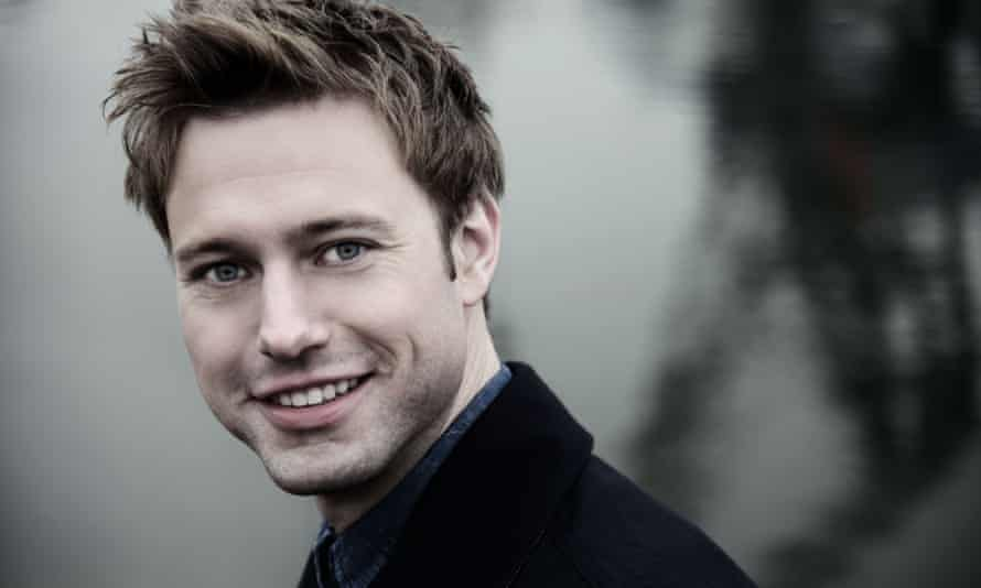 'I'd love to spend an evening with Schubert and his friends' … Benjamin Appl