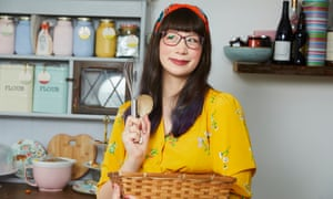 How can you bake and not be nice?' … Kim-Joy