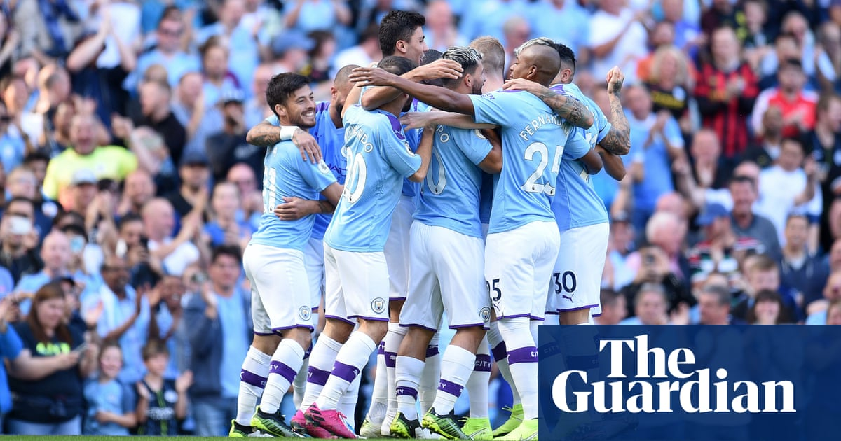 Guardiola and Sánchez Flores react to Manchester Citys 8-0 demolition of Watford – video
