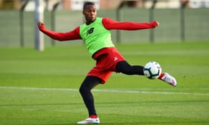 Daniel Sturridge could be in line for a Liverpool start after Mohamed Salah and Sadio Mané sustained injuries during the international break.