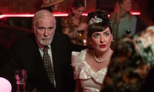 Granda Joe (Ian McElhinney) and Aunt Sarah (Kathy Kiera Clarke) in Derry Girls