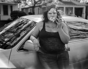 By Alida, Jackson, Mississippi, 2017 Photographs that reveal ourselves to ourselves and each other in arresting, indelible ways, and increase the comprehension of our complexities and contradictions as a human species are a challenging genre of visual culture to produce. Photographs of sight and insight are especially challenging if the maker relies upon photographic and imaging technology alone. (Bill Gaskins essay)