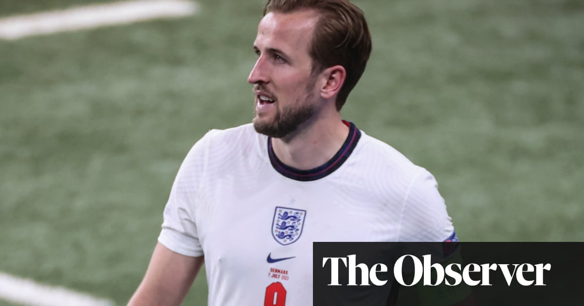 Harry Kane ready for 'the moment you dream of' in England's final reckoning