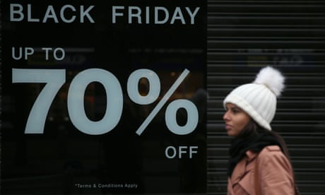 Black Friday sales rise in UK despite fewer shoppers on high street ... def0959c8