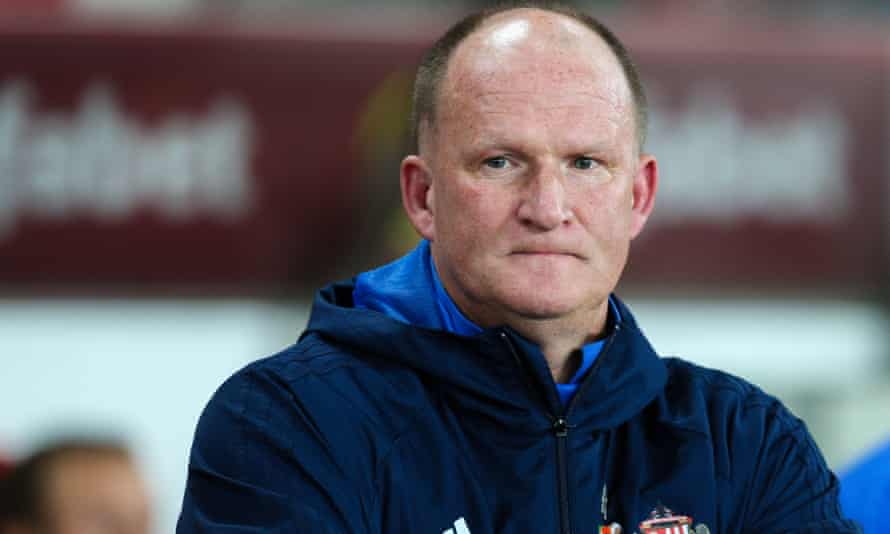 Sunderland are searching for yet another manager after dismissing Simon Grayson