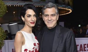 The Clooney Foundation for Justice has announced a new partnership with Google, HP and Unicef.