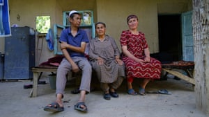 Women in Tajikistan