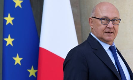 French finance minister Michel Sapin