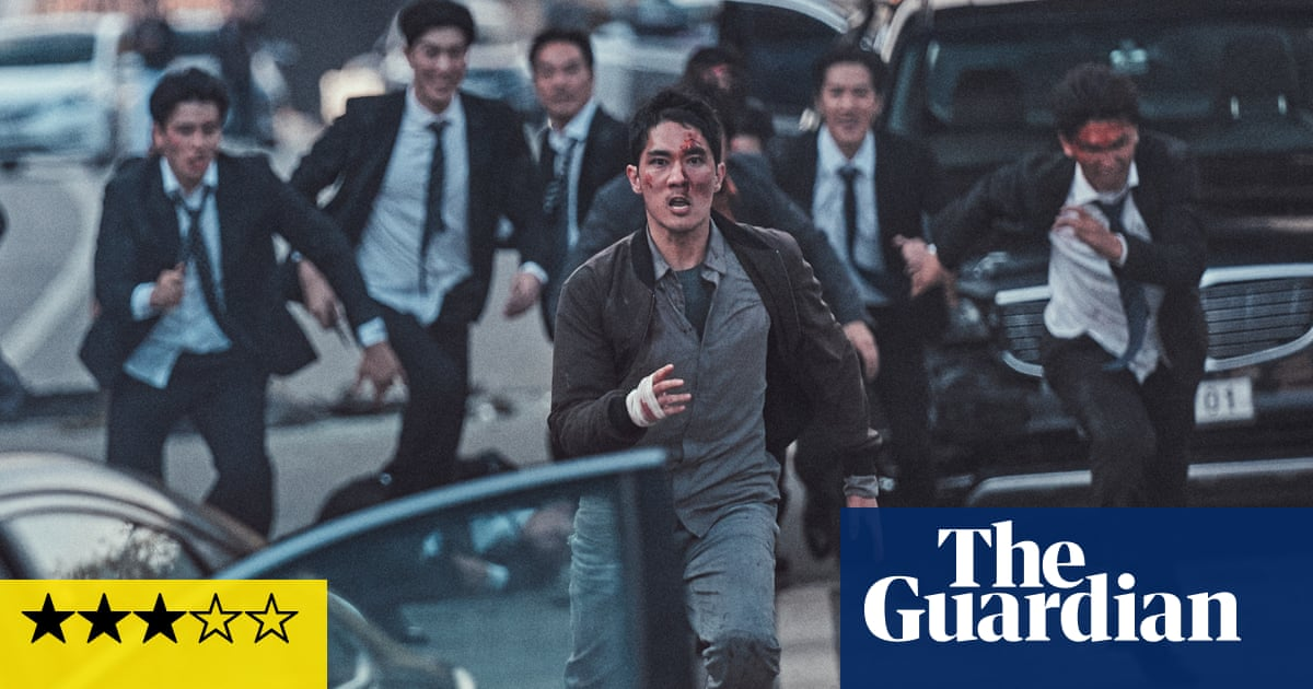 Night in Paradise review – operatic Korean display of gunfire and death