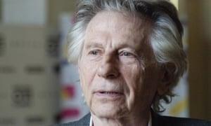Focus of social media censure … Roman Polanski.