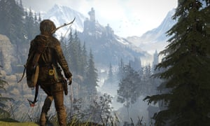 1,000 titles are supported on Series X, including Rise of the Tomb Raider.