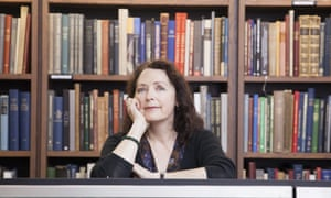 Helen Simpson at the London Library