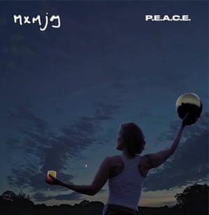 MXMJoy PEACE album cover