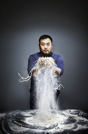 10 Chefs: David Chang
