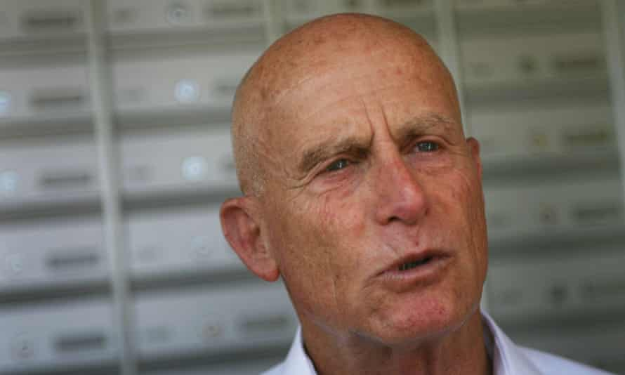 Ami Ayalon, ex head of the Shin Bet intelligence services, suggests Israel has a dynamic 'of ongoing war' and 'like 1984, there's always an enemy'.